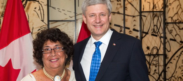 YASHER KOACH– P.M. HARPER – It was an honour to be a part of your team
